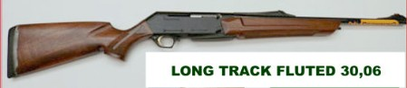 RIFLE BROWNING LONG TRACK FLUTED