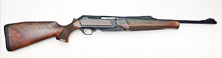 RIFLE BROWNING ZENITH WOOD